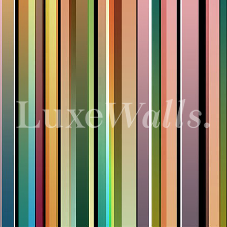 Stripe Wallpaper Luxe Walls