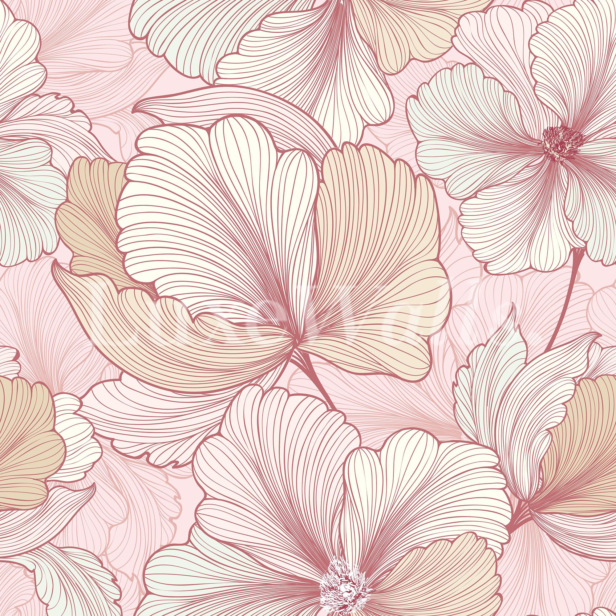 Floral Wallpaper Australia Luxe Walls Removable Wallpapers