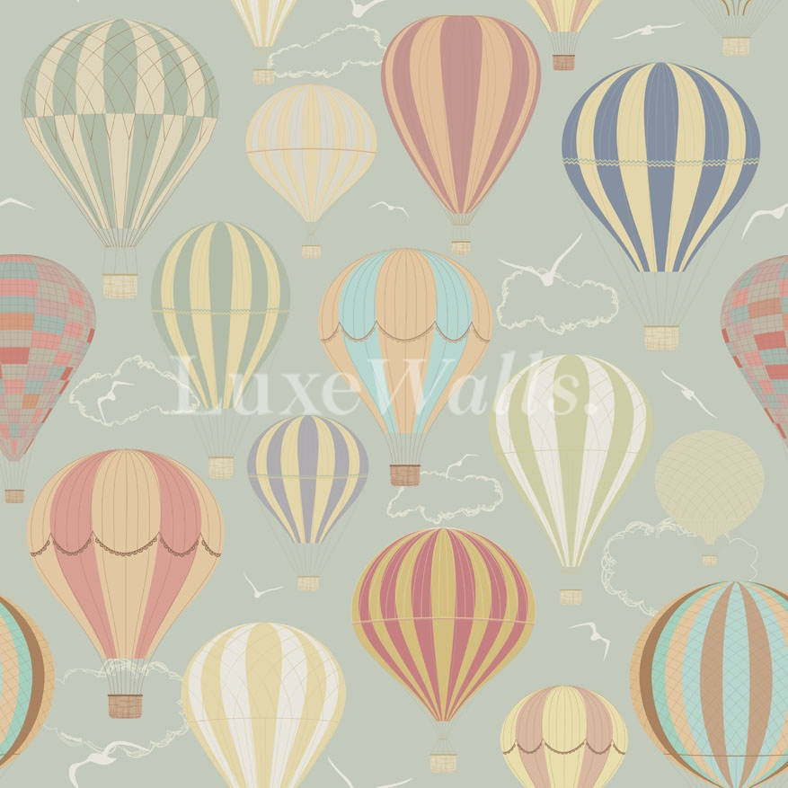 91abc0a05ee2a Kids and Nursery Wallpaper - Removable and Reusable Wallpaper - Shop ...
