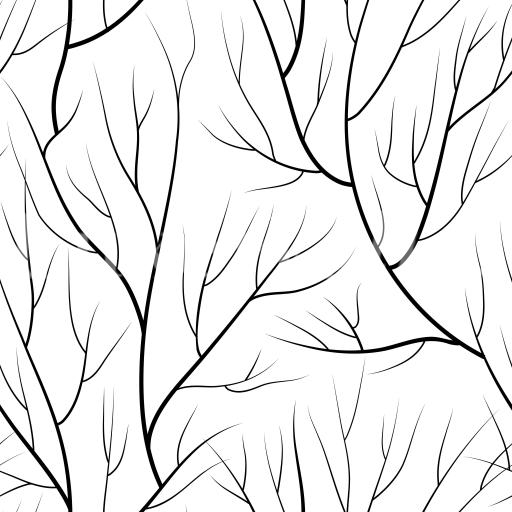 Branches Without Leaves Wallpaper