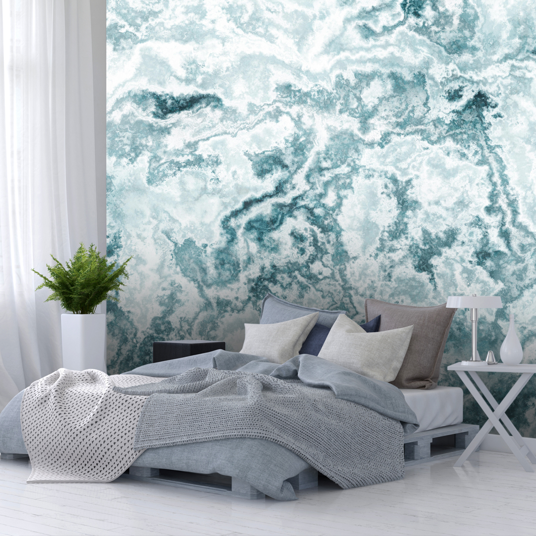 Bring Back The Stone Age Marble Wallpaper Will Rock Your World