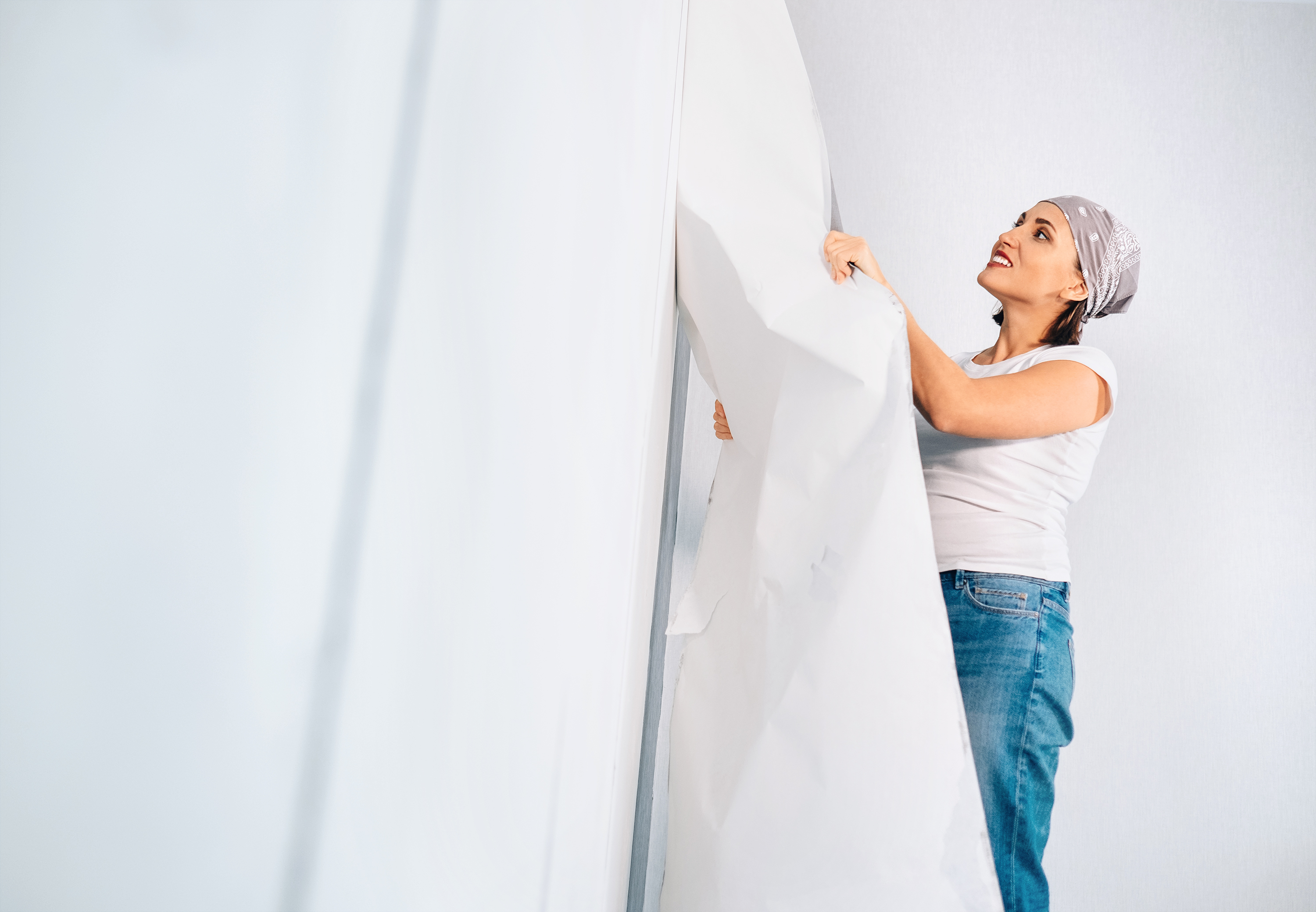 How To Remove Peel And Stick Wallpaper