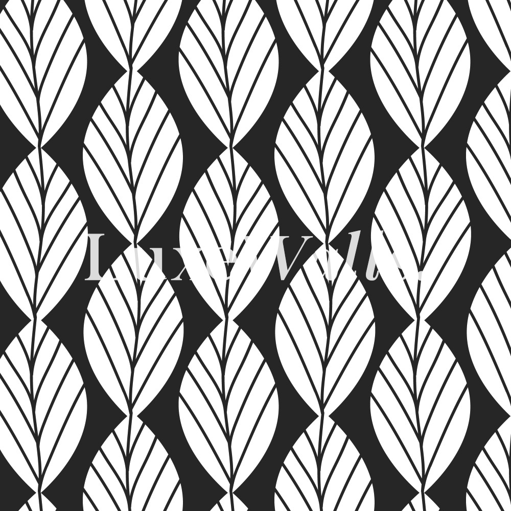 Black And White Wallpaper Australia Luxe Walls Removable Wallpapers